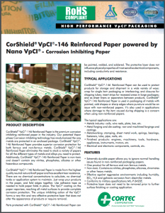 CorShield® VpCI®-146 Reinforced Paper powered by Nano VpCI®