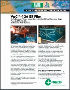 VpCI®-126 ES Film