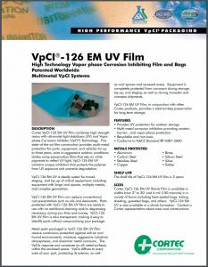 VpCI®-126 EM UV Shrink Film