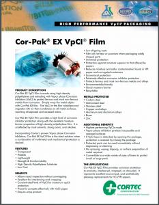 Cor-Pak EX® Film