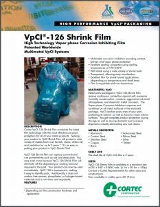 VpCI®-126 Shrink