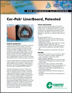 Cor-Pak® Linerboard