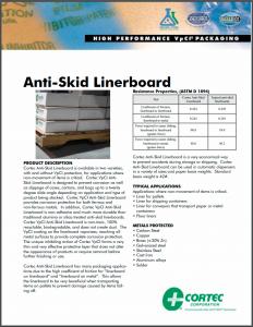 Anti-Skid Liner Board