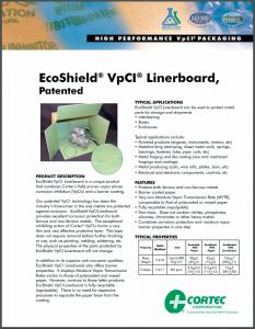 EcoShield® VpCI® Linerboard